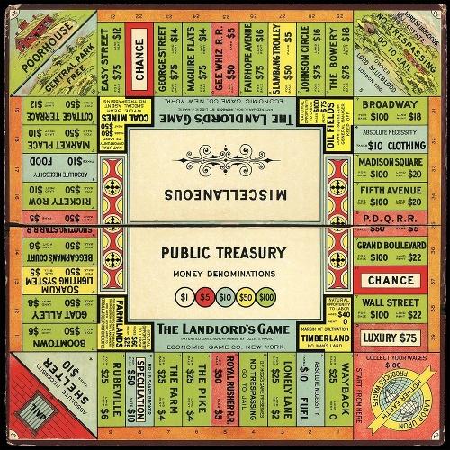 Hra s peniazmi: The
