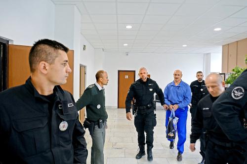 Miloš Uriga (52)(odsúdený na