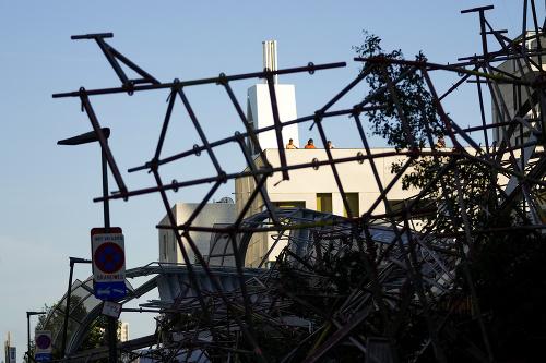 V Belgicku sa zrútila novostavba základnej školy.