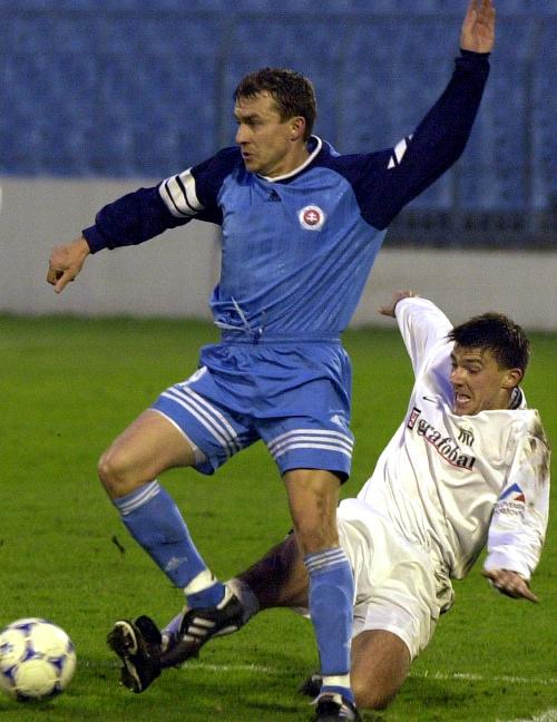 Bývalý skvelý futbalista Tibor