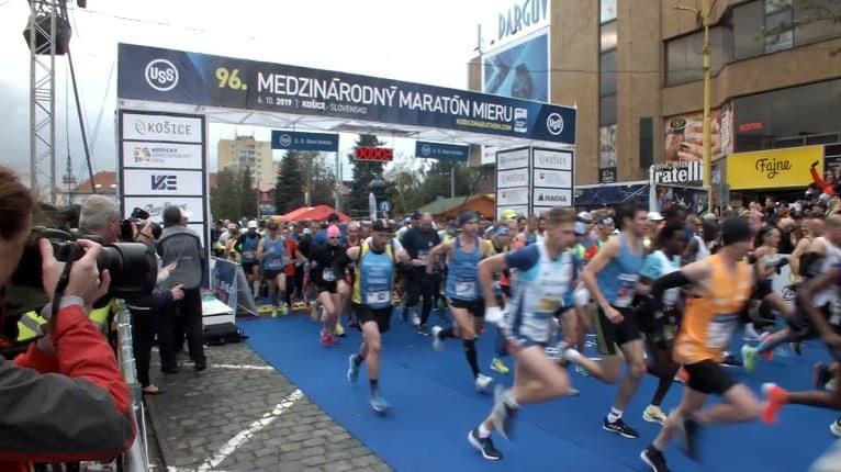 Víťaz z Košíc by bol majstrom sveta: Na Medzinárodnom maratóne mieru padol lepší čas ako v katarskej Dauhe