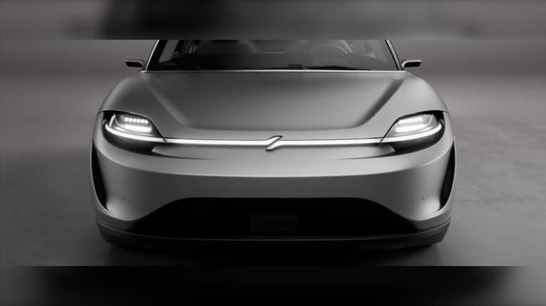 Nečakané prekvapenie: Sony odhalilo nový prototyp elektromobilu
