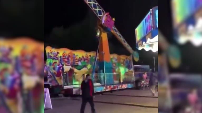 Kolotoč sa na festivale vymkol spod kontroly! Ľudia spravili aj nemožné, aby zabránili nešťastiu