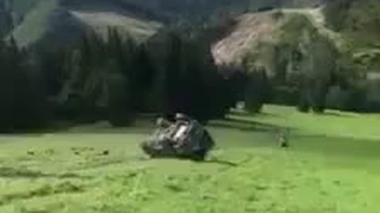 Hrôzostrašné VIDEO z havárie záchranárov v Malej Fatre: Výkriky bezmocnosti a zúfalé volanie o pomoc!