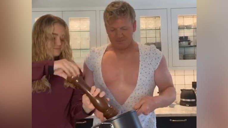 Gordon Ramsay valcuje internet: Najlepší šéfkuchár je aj prvotriedny zabávač