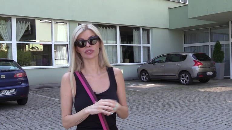 Silvia Kucherenko vymenila more za kúpele na Slovensku: Sexica híkala od úžasu