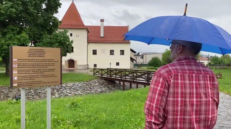 Dobré fondy EÚ: Vodný hrad z 12. storočia v Šimonovanoch ožil vďaka eurofondom