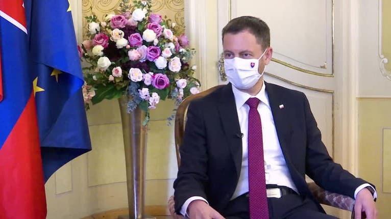Premiér Heger o probléme okolo Mičovského, Mikulca, rozbuške v koalícii a čo znamenala tajná schôdza v SIS?
