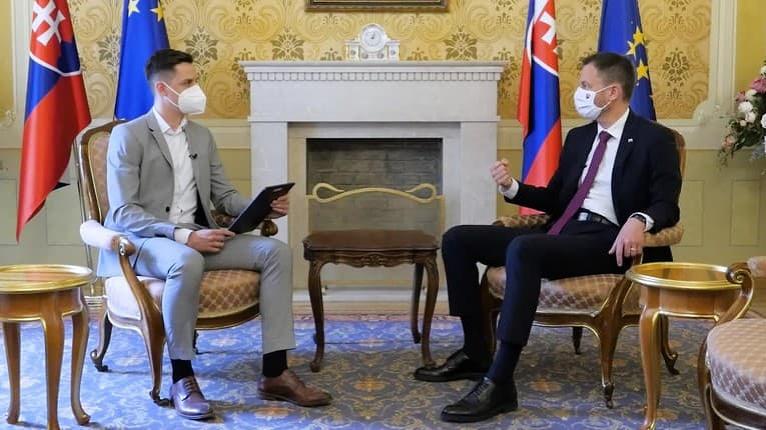 Premiér Heger otvorene: Ako vníma Matoviča a aké sú vzťahy v koalícii?