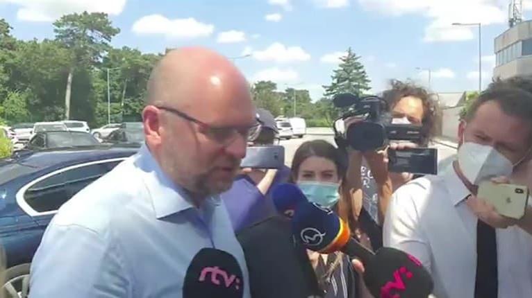 NAKA zadržala podpredsedu predstavenstva spoločnosti MH manažment Andreja Holáka: Sulík reaguje