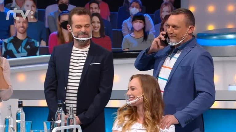 Marcel Forgáč v akcii rozosmial všetkých: Takto chcel zachrániť krásnu Ivonu Fialkovú?