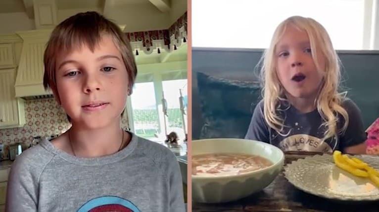 Budú deti Pink po mame? Na videách ich učí spievať, výkon synčeka vás rozosmeje