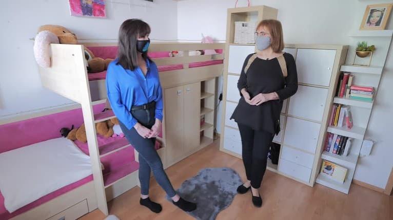 Bernasovská a Mravec ukázali bratislavský byt: Z troch miestností spravili jednu veľkú, sledujte ten priestor