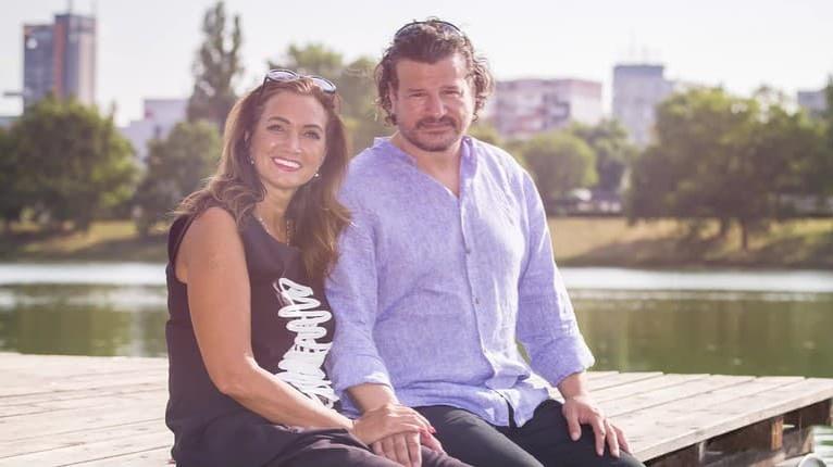 Zazvonia im svadobné zvony: Karin Majtánová so snúbencom Petrom čakali 7 rokov na svoj veľký deň