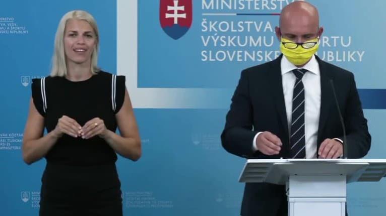 Gröhling oznámil veľkú novinku: Ako to bude s testami školákov!