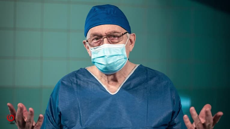 Herec František Kovár v seriáli z nemocničného prostredia: Zo slov, ktoré si vypočul od lekára, mu nebolo do smiechu