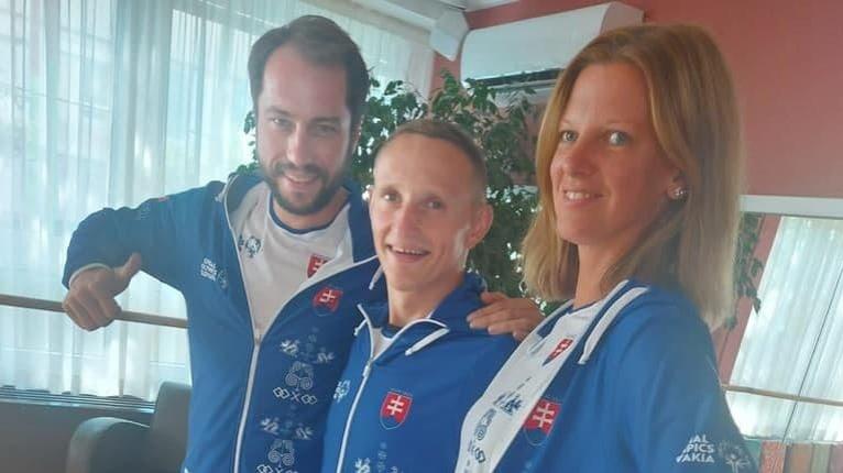 Modrovský trénuje tanečný pár na Special Olympics: Takýchto reprezentantov Slovensko ešte nemalo