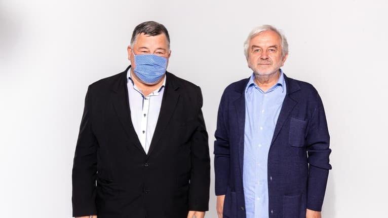 Profesor Krčméry vs. Profesor Hrušovský: Jeden je za očkovanie, druhý proti: Veľký súboj kapacít!