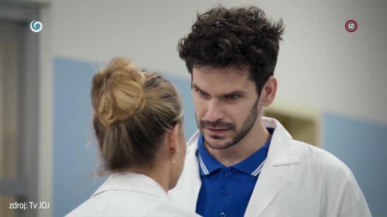 Herec Noël Czuczor si kvôli úlohe gynekológa zažil poriadny stres: Dôvod vás pobaví