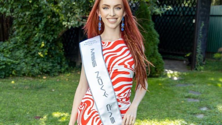 Zvolili ste si novú kráľovnú krásy pre tento rok: Miss Nový Čas je sexy červenovláska!