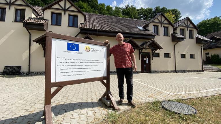 Dobré fondy EÚ: V Tekovskej Breznici vybudovali za eurofondy malý závod na výrobu mäsových výrobkov