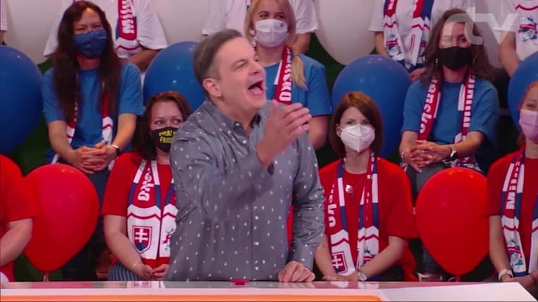 Rozšafný Dano Dangl to v šou Milujem Slovensko prepískol: Mohol toto povedať?