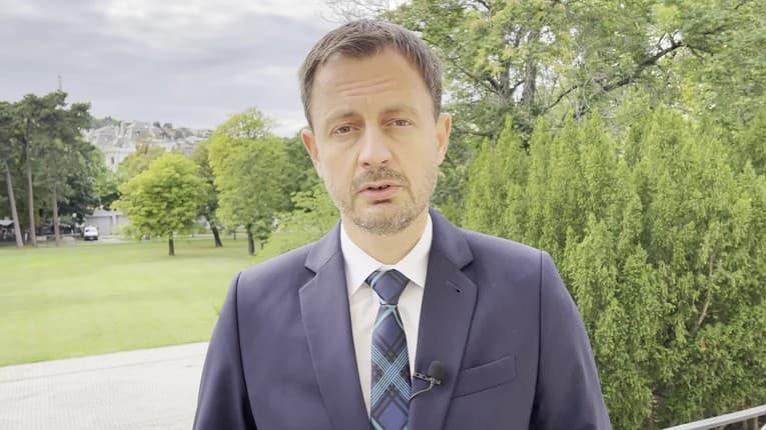 Heger reaguje na vyhlásenie predsedu parlamentu: Odkaz koaličnému partnerovi