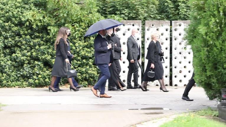 Posledná rozlúčka s otcom († 79) prezidentky: Čaputovej bol v ťažkej chvíli oporou jej partner