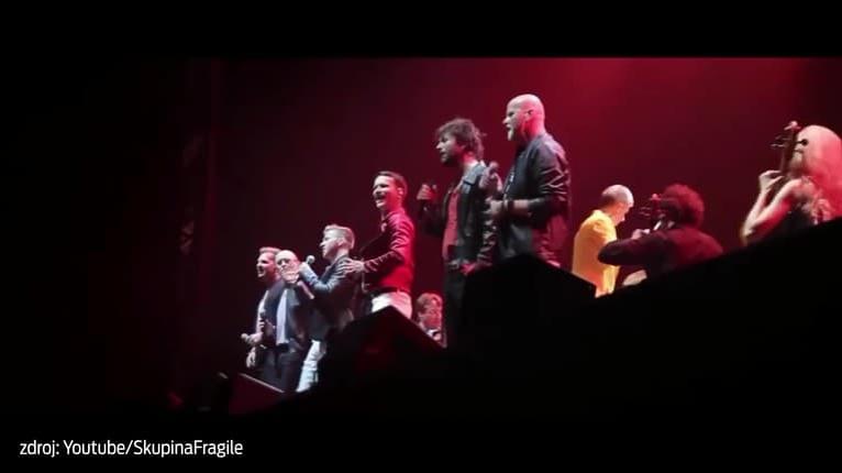 Bude to zážitok: Fragile sa chystajú odspievať hity legendárnej kapely!